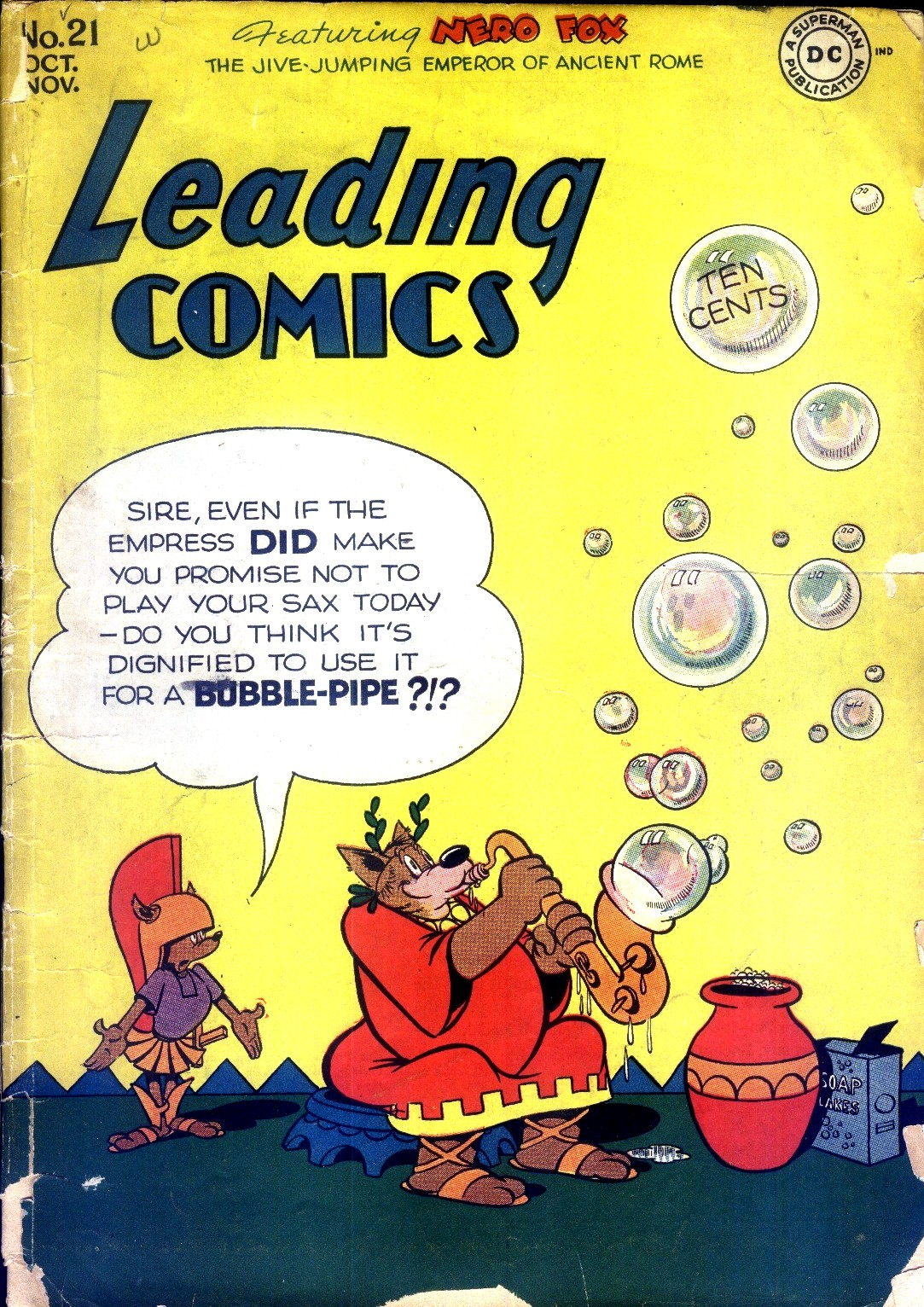 Leading Comics 21 Page 1
