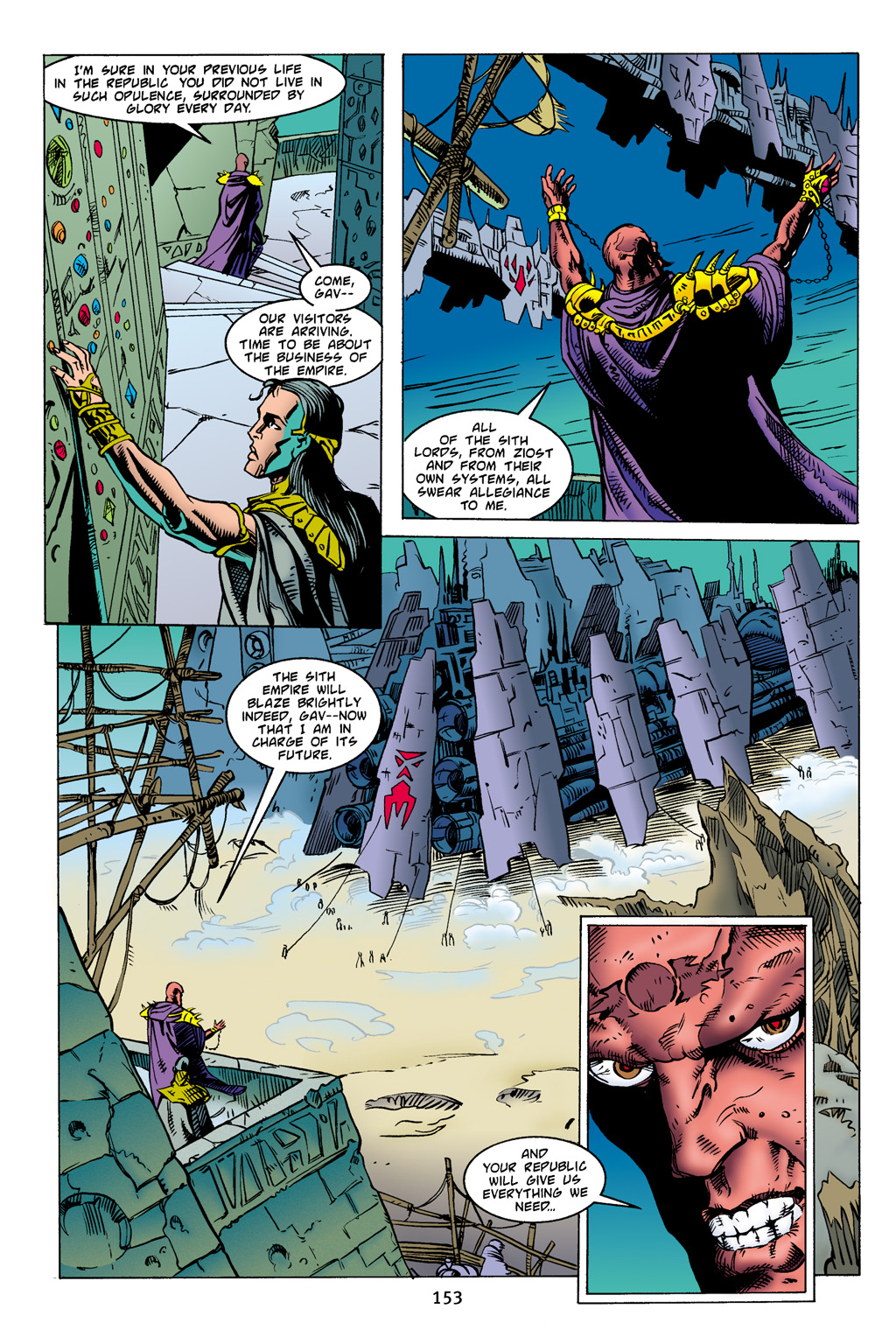 Read online Star Wars Omnibus comic -  Issue # Vol. 4 - 148