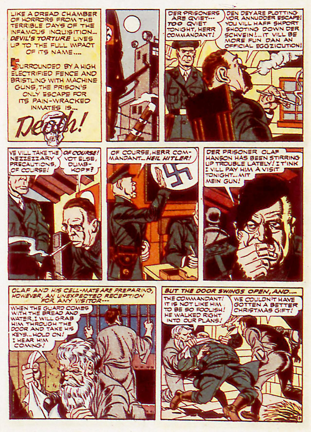 Read online Detective Comics (1937) comic -  Issue #71 - 24