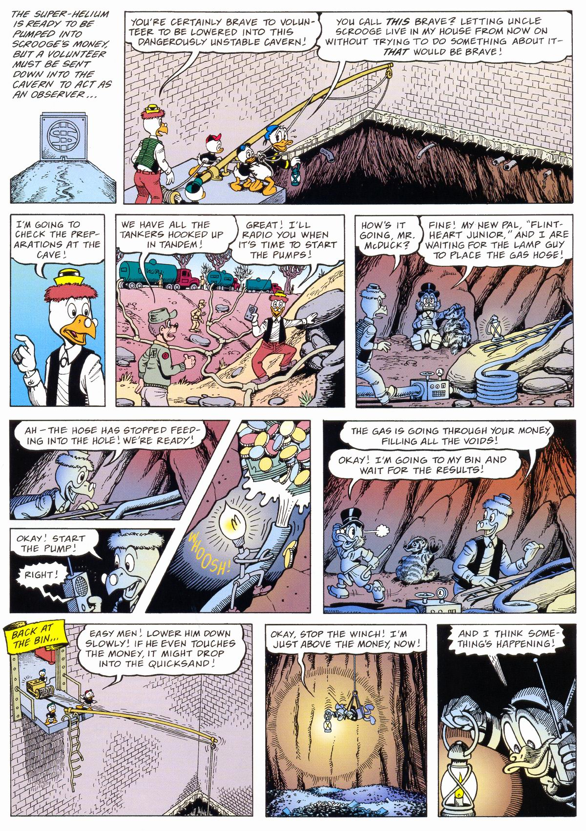 Read online Uncle Scrooge (1953) comic -  Issue #324 - 13