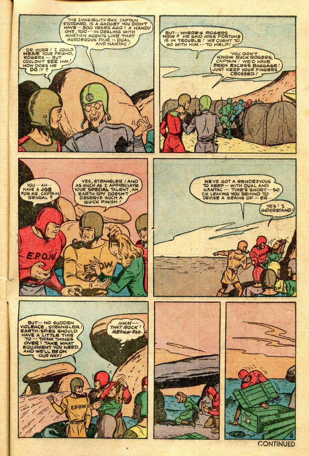 Read online Famous Funnies comic -  Issue #188 - 48