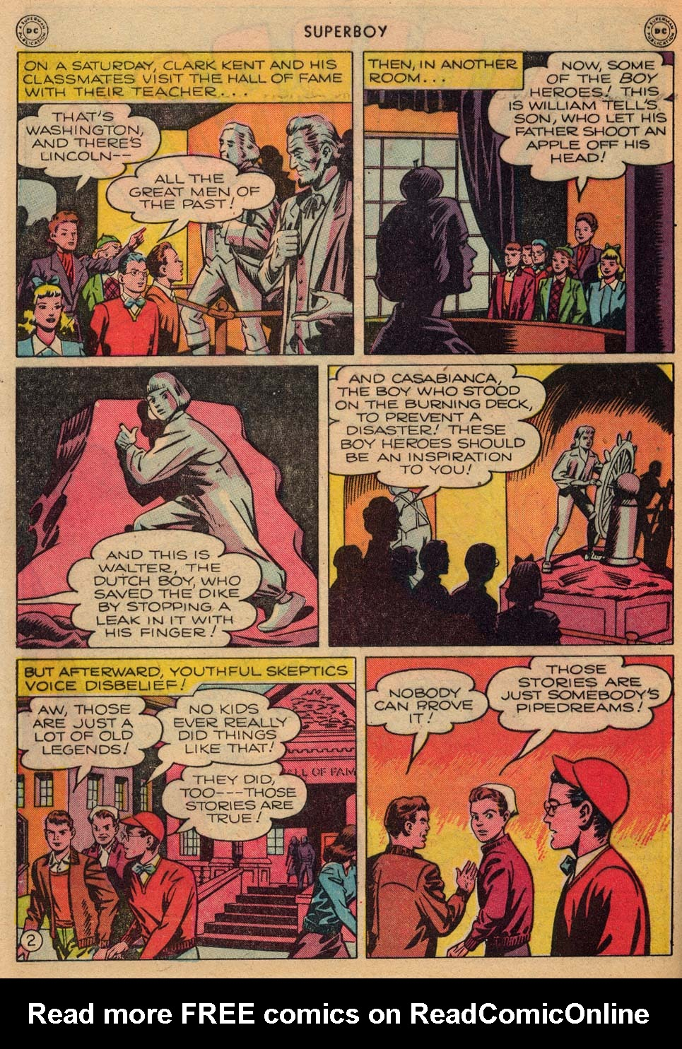 Superboy (1949) issue 3 - Page 3