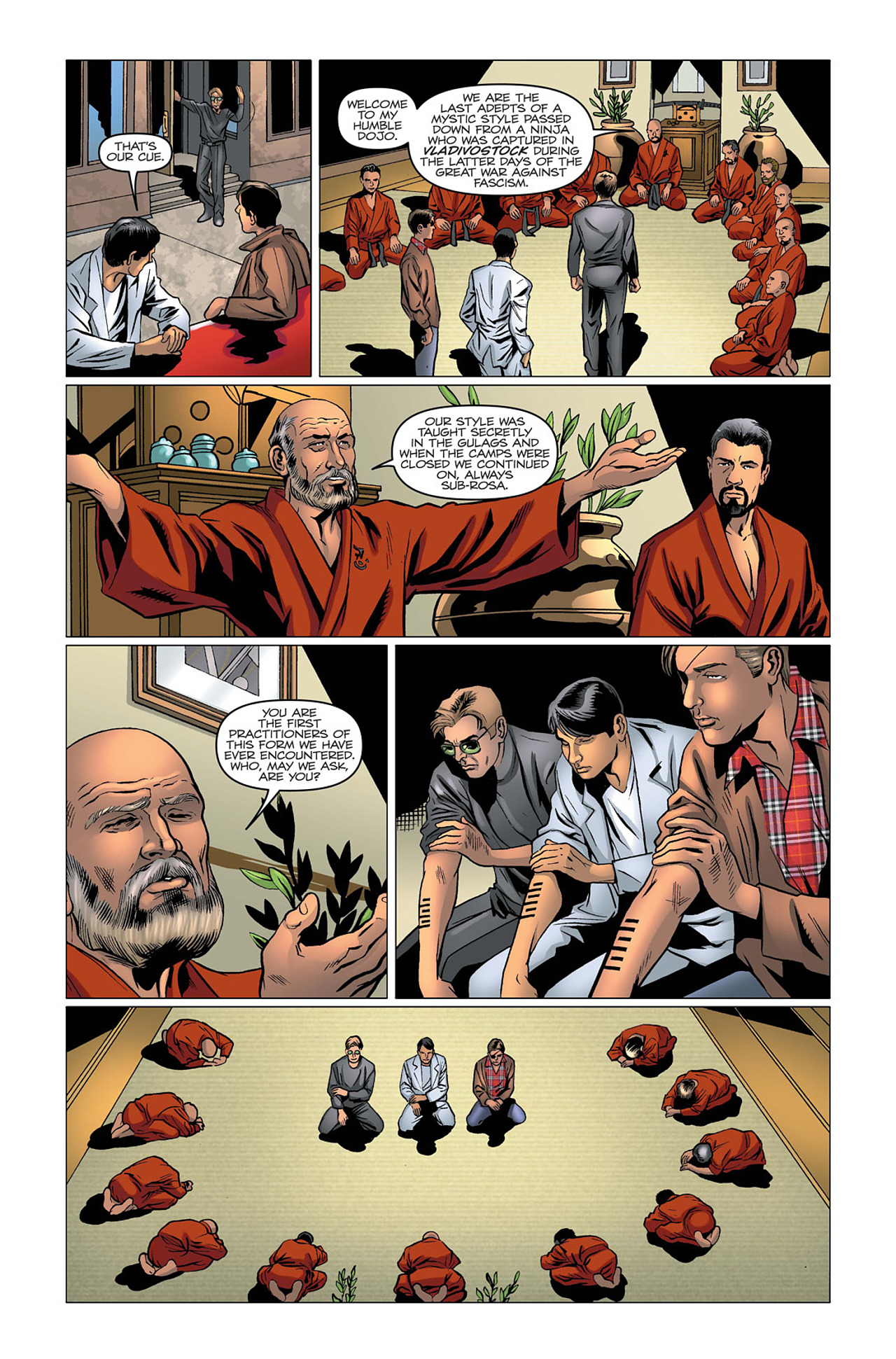 G.I. Joe: A Real American Hero 169 Page 24