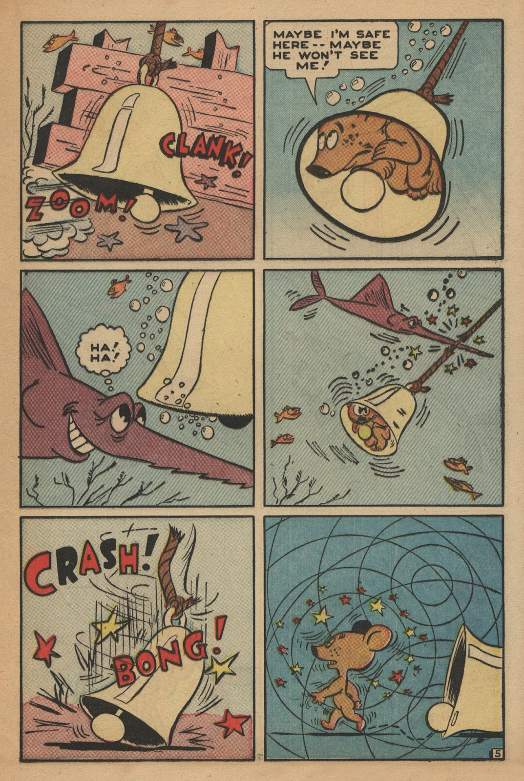 Read online Gay Comics comic -  Issue #23 - 33