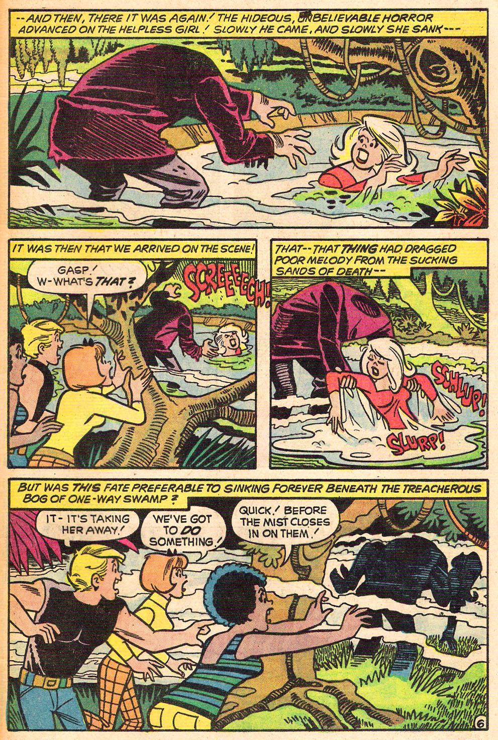 Read online She's Josie comic -  Issue #67 - 45