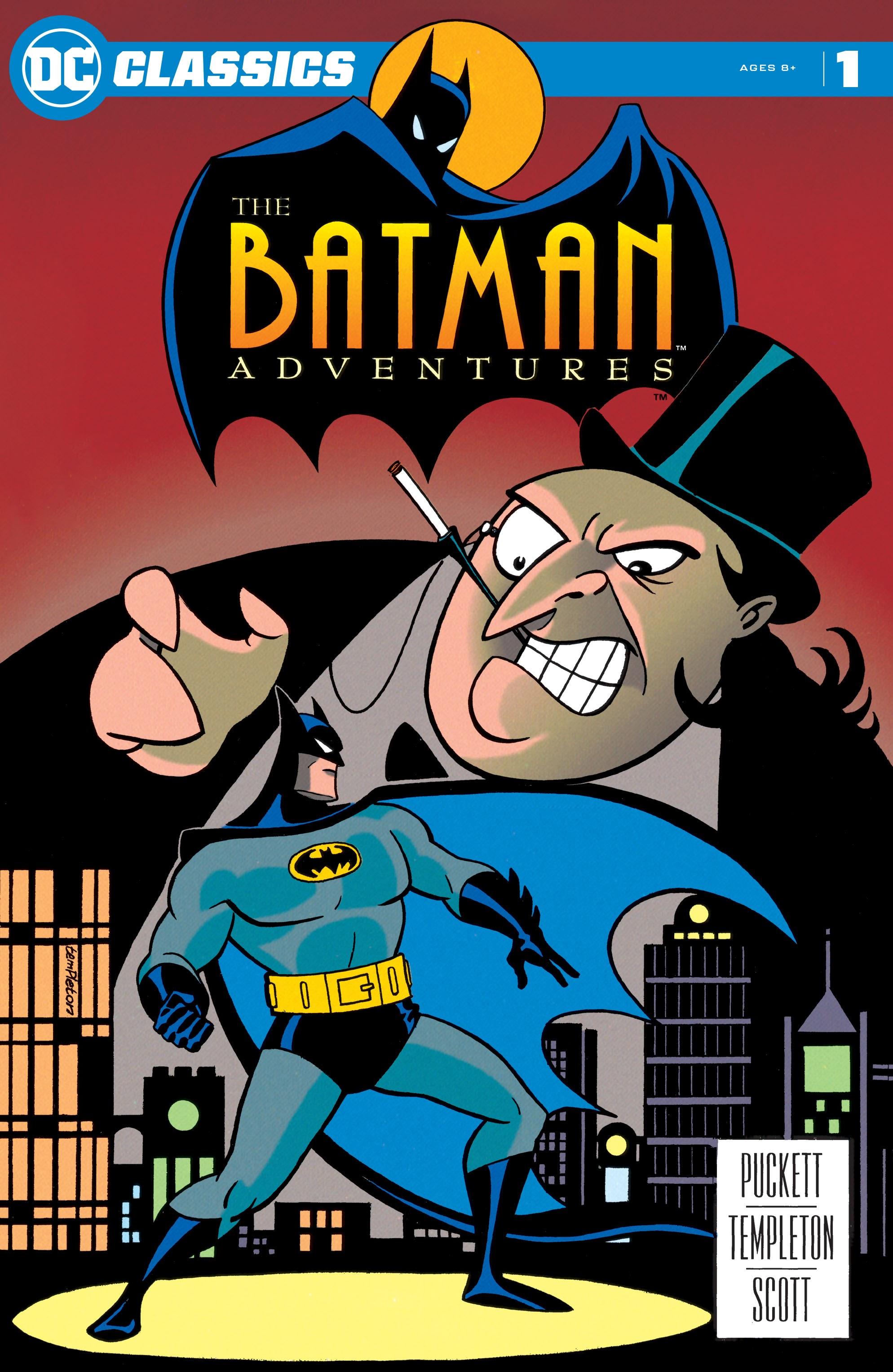 DC Classics: The Batman Adventures Full Page 1