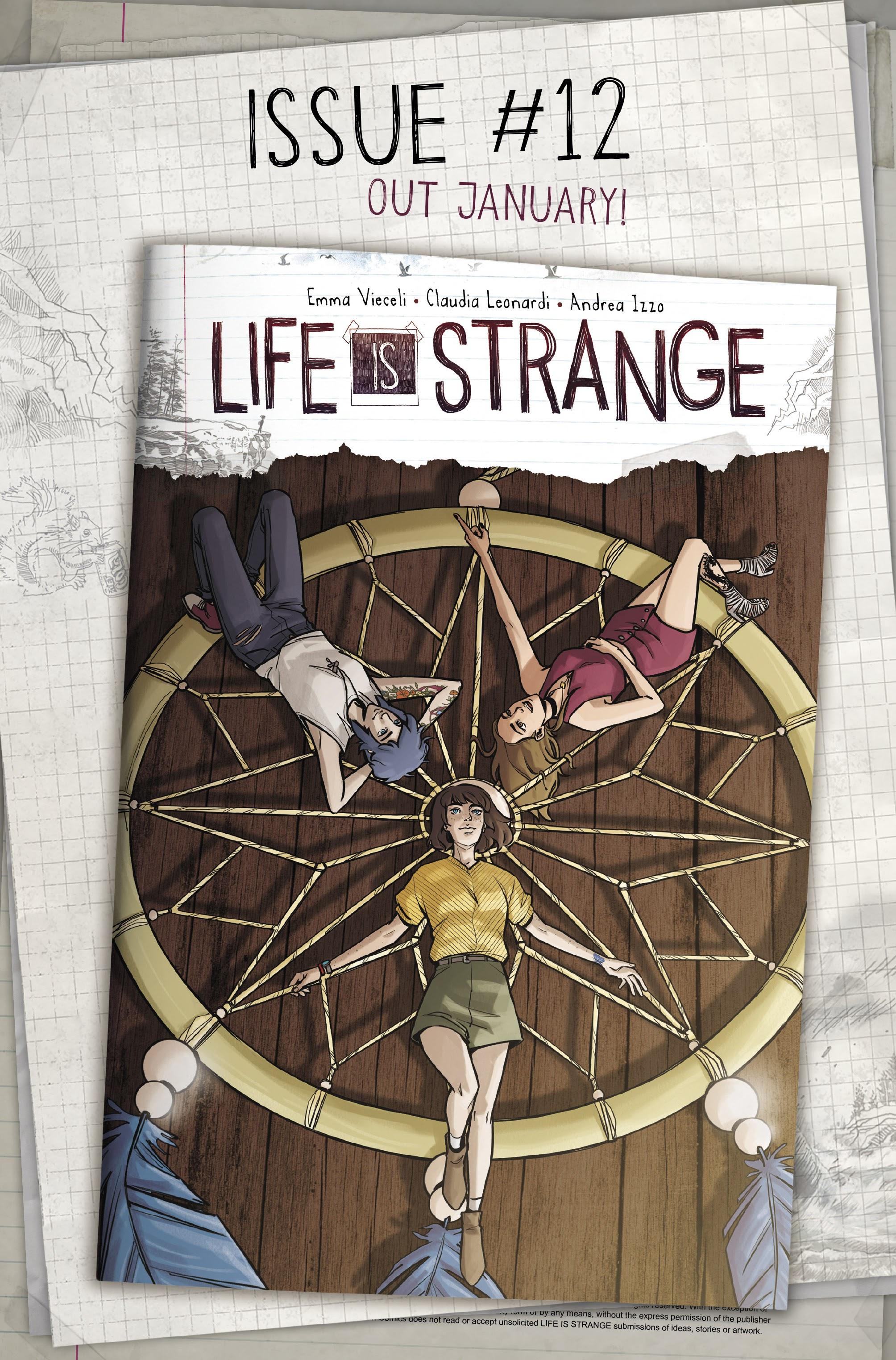 Life is Strange 11  #11 - English 31