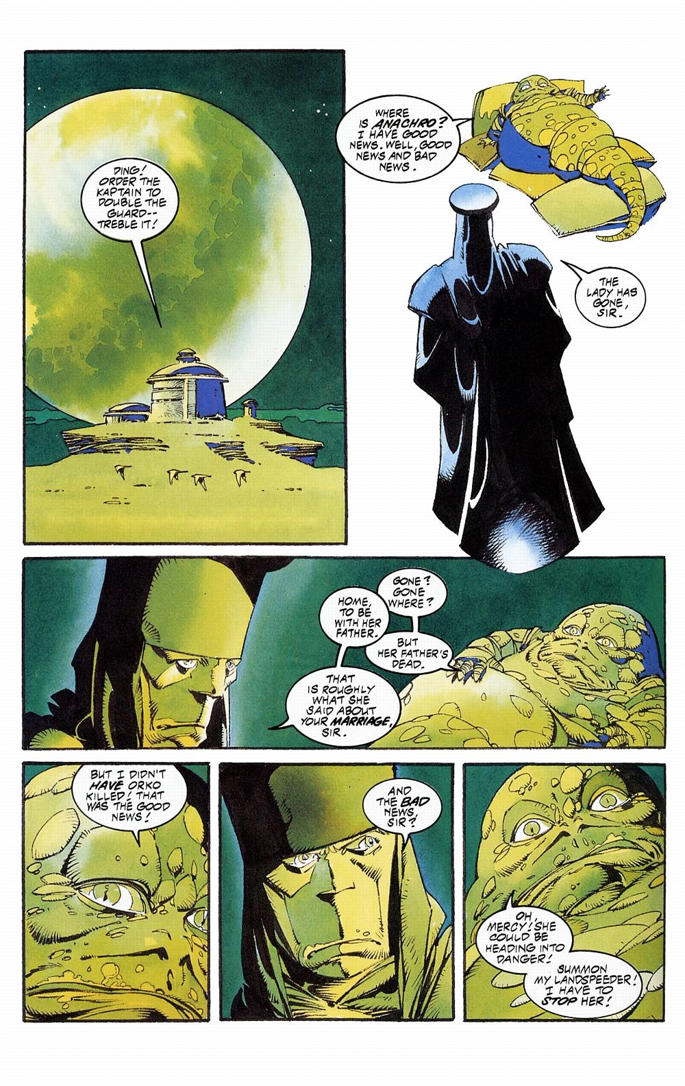 Read online Star Wars Omnibus comic -  Issue # Vol. 12 - 450