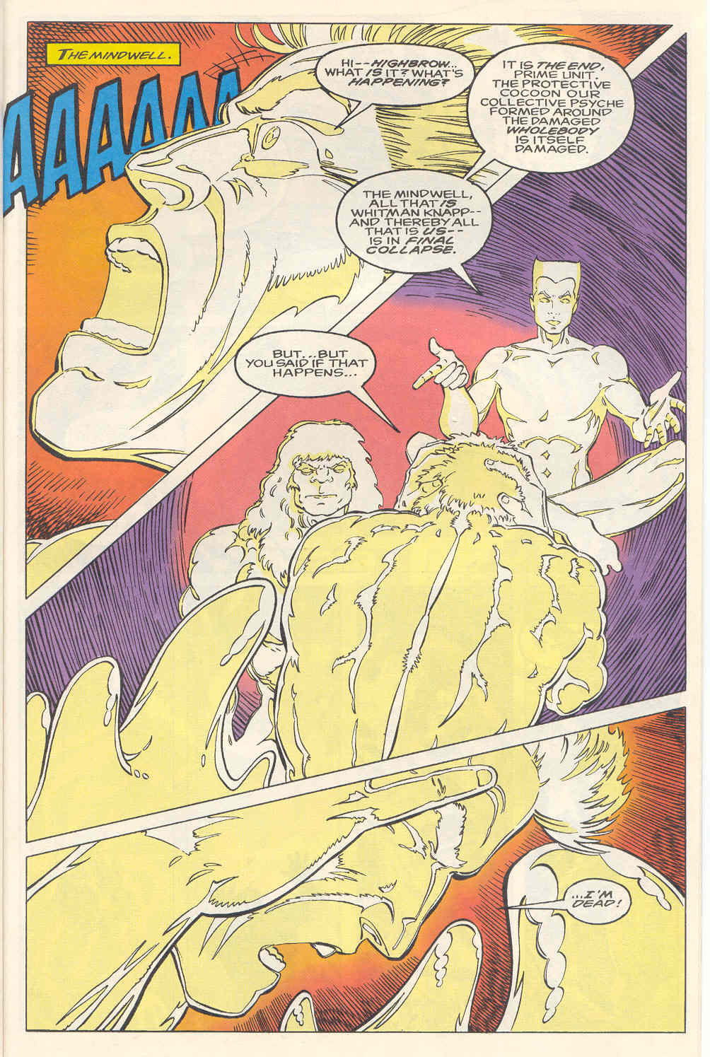 Read online Alpha Flight (1983) comic -  Issue #120 - 13