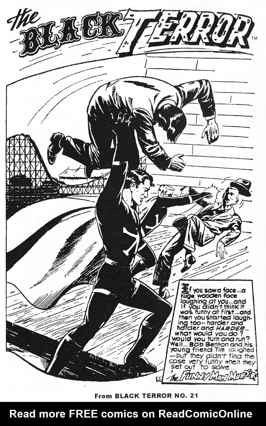 Read online Men of Mystery Comics comic -  Issue #76 - 4