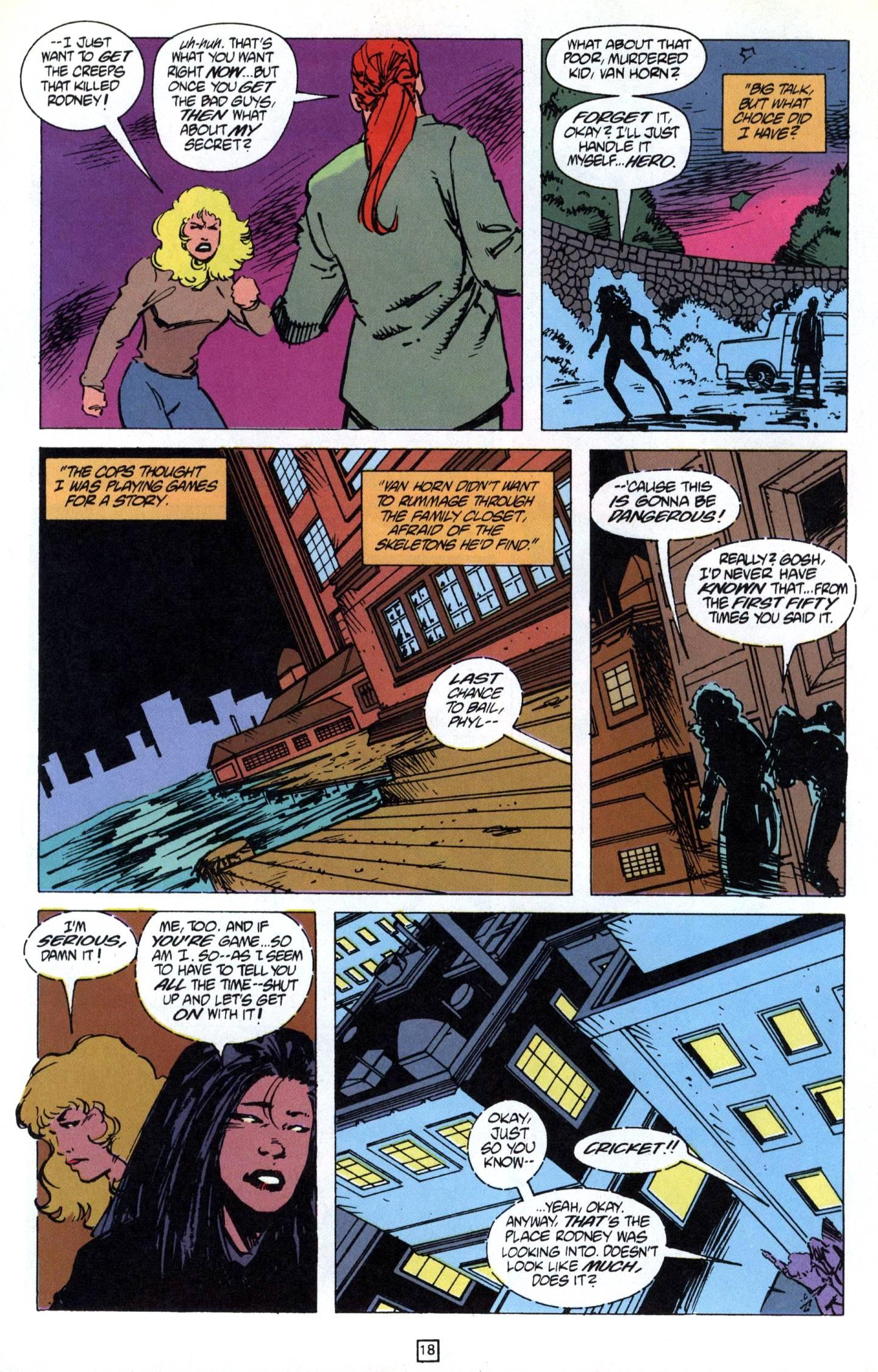 Read online Gunfire comic -  Issue #9 - 22