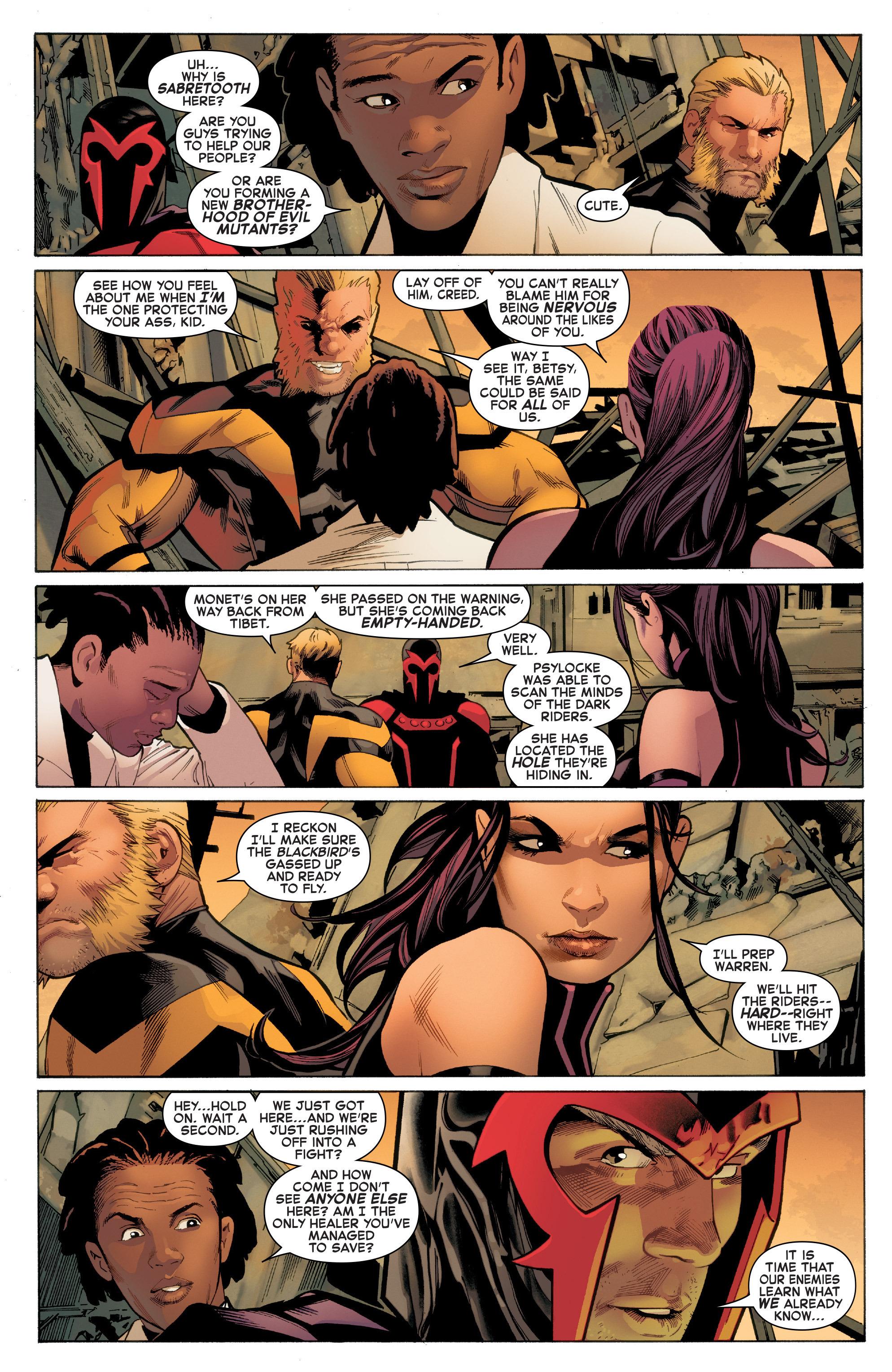Read online Uncanny X-Men (2016) comic -  Issue #3 - 18