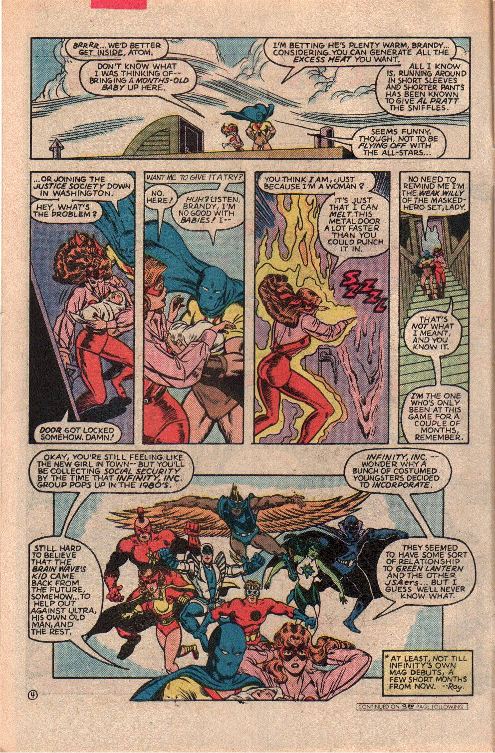 Read online All-Star Squadron comic -  Issue #27 - 6