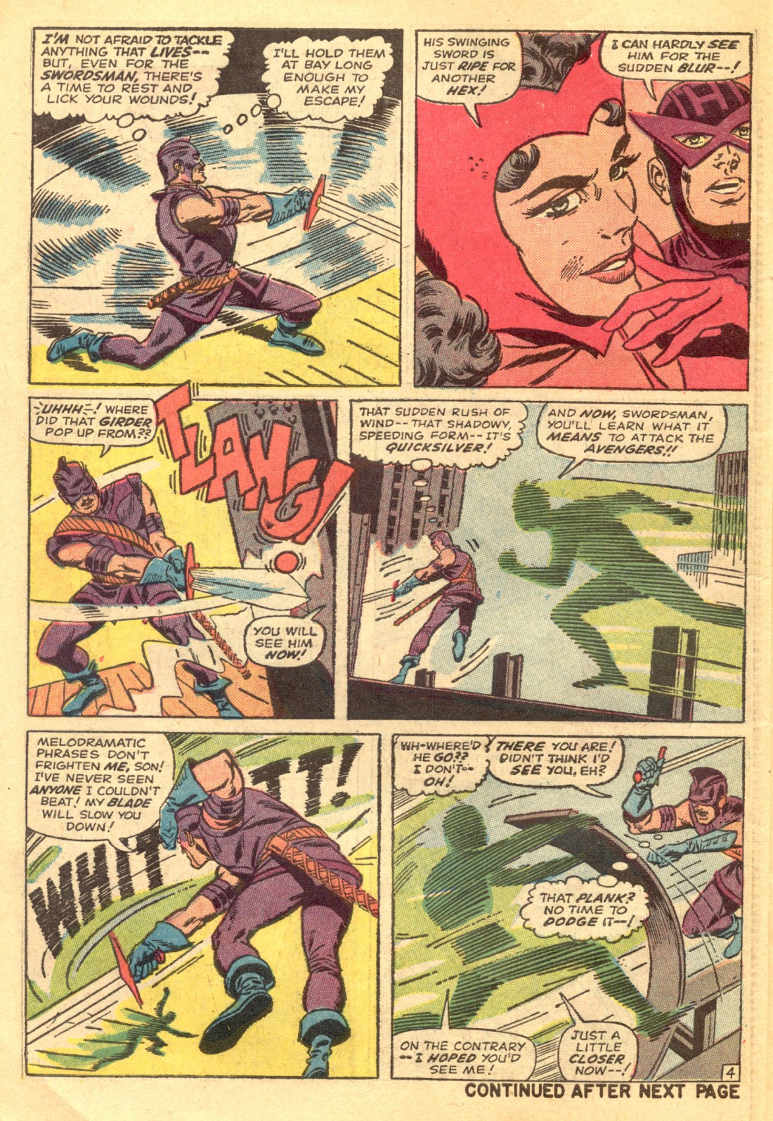 The Avengers (1963) 20 Page 5