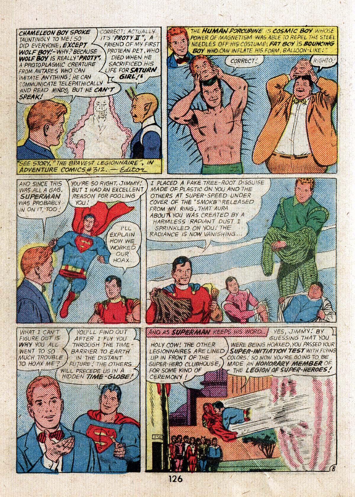 Read online Adventure Comics (1938) comic -  Issue #500 - 126