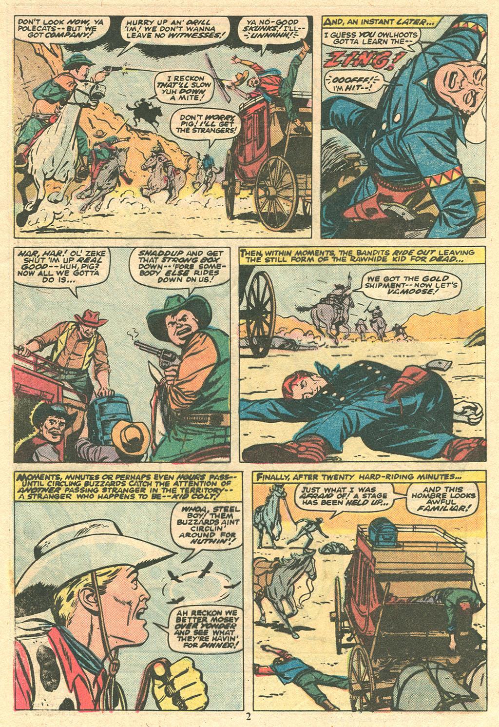 Read online Two-Gun Kid comic -  Issue #117 - 4