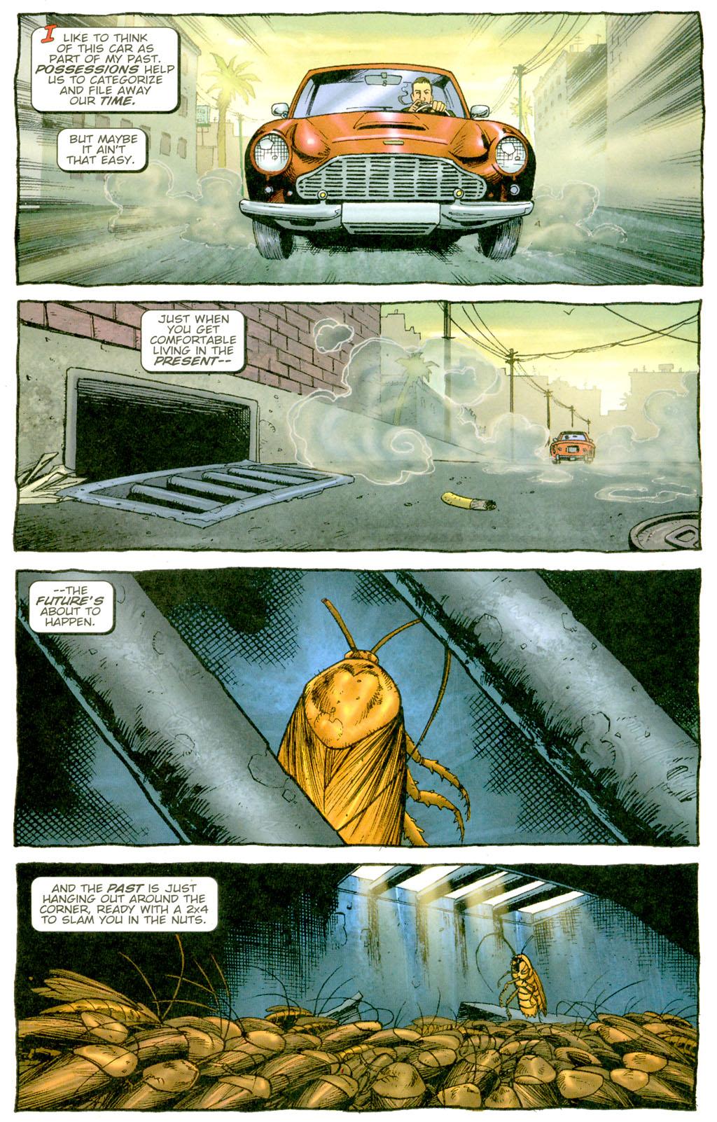Read online The Exterminators comic -  Issue #7 - 8