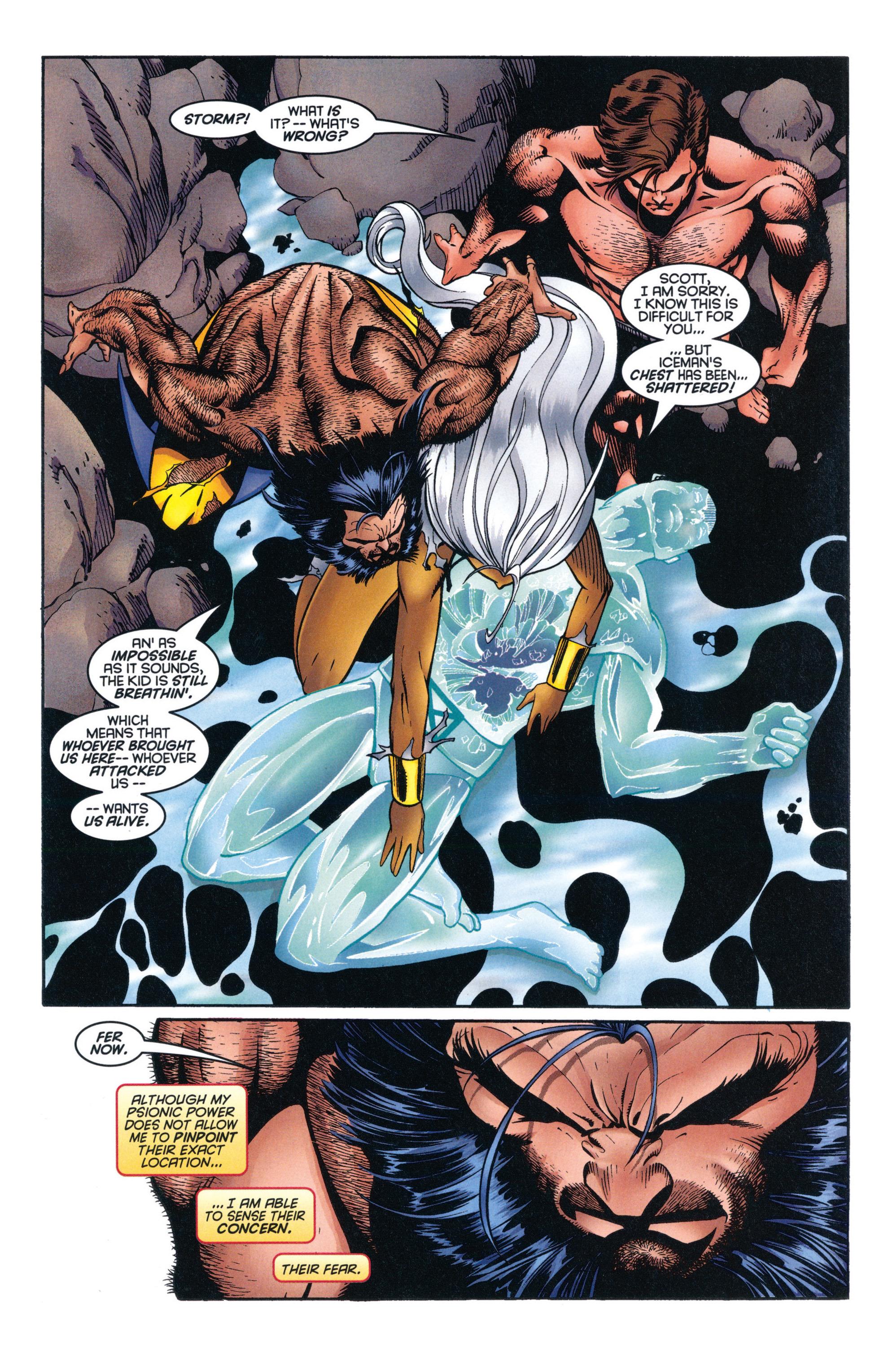 X-Men (1991) 50 Page 6