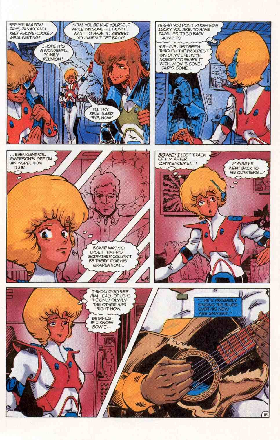 Robotech Special issue Full - Page 19