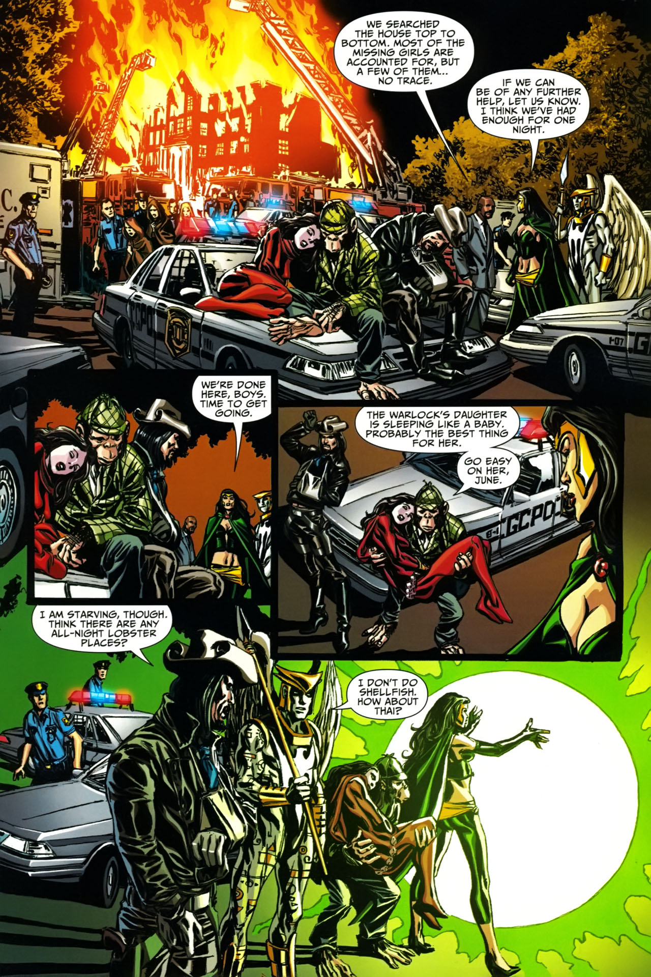 Read online Shadowpact comic -  Issue #19 - 21