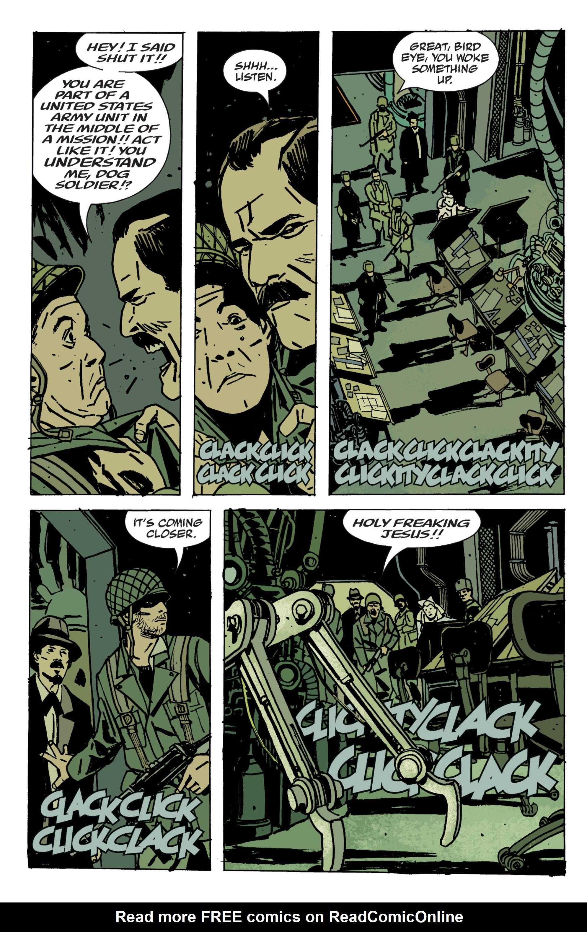 Read online B.P.R.D. (2003) comic -  Issue # TPB 9 - 106