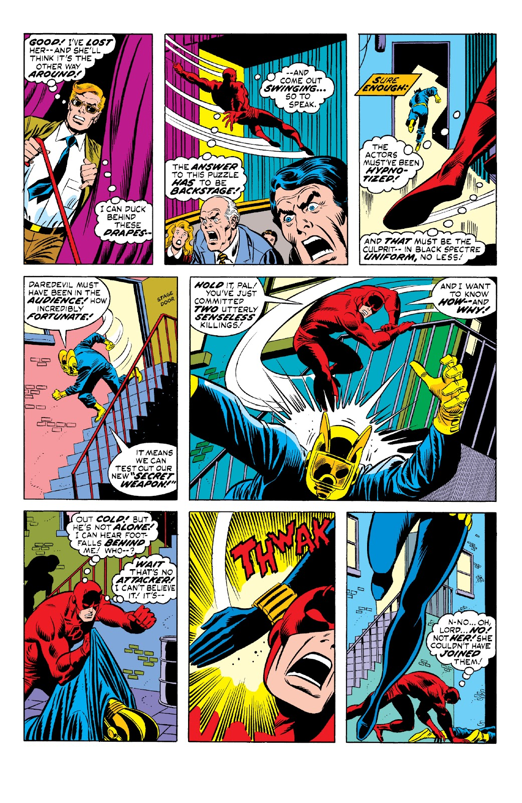 Read online Marvel Two-In-One Epic Collection: Cry Monster comic -  Issue # TPB (Part 1) - 97