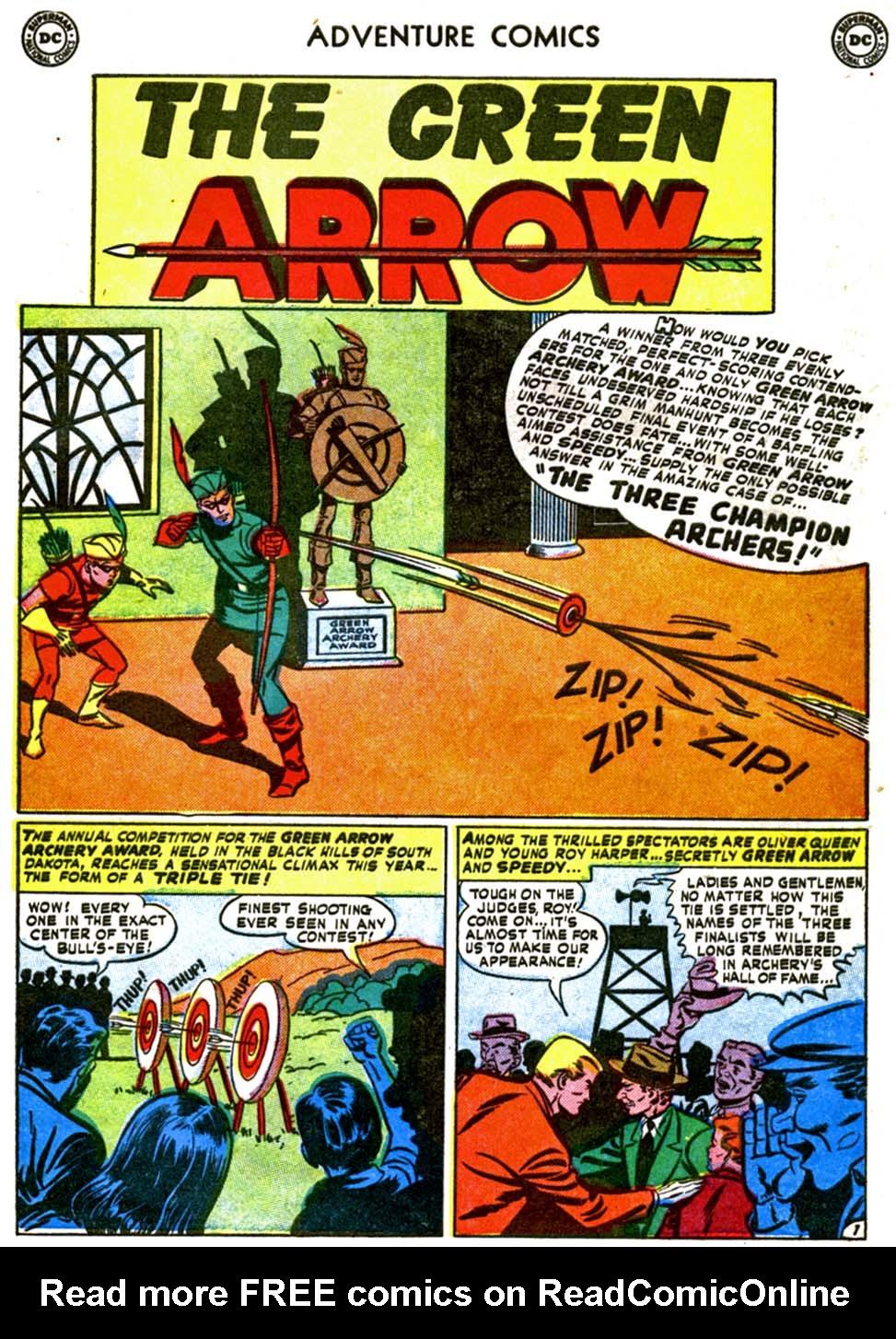 Read online Adventure Comics (1938) comic -  Issue #177 - 33