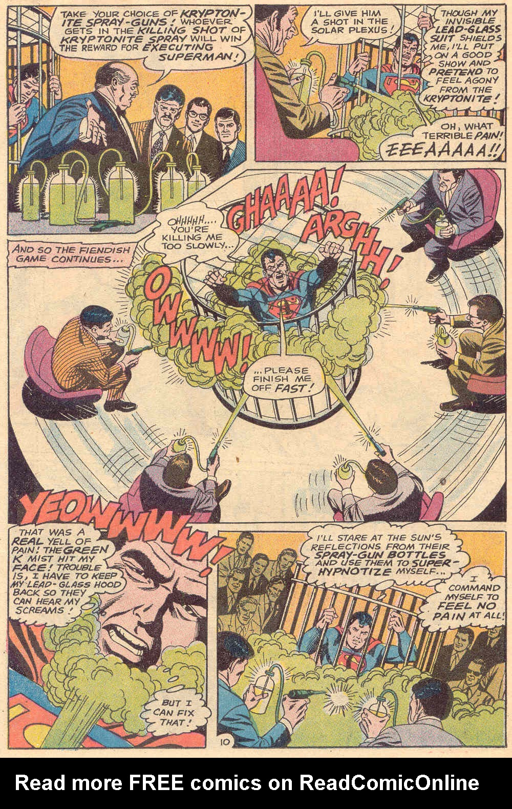 Read online Action Comics (1938) comic -  Issue #377 - 14