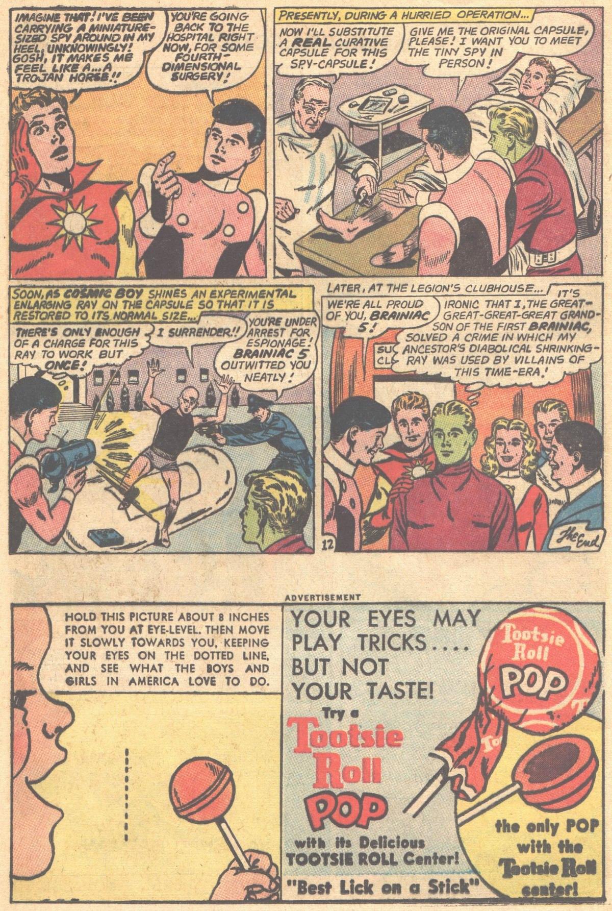 Read online Adventure Comics (1938) comic -  Issue #303 - 32