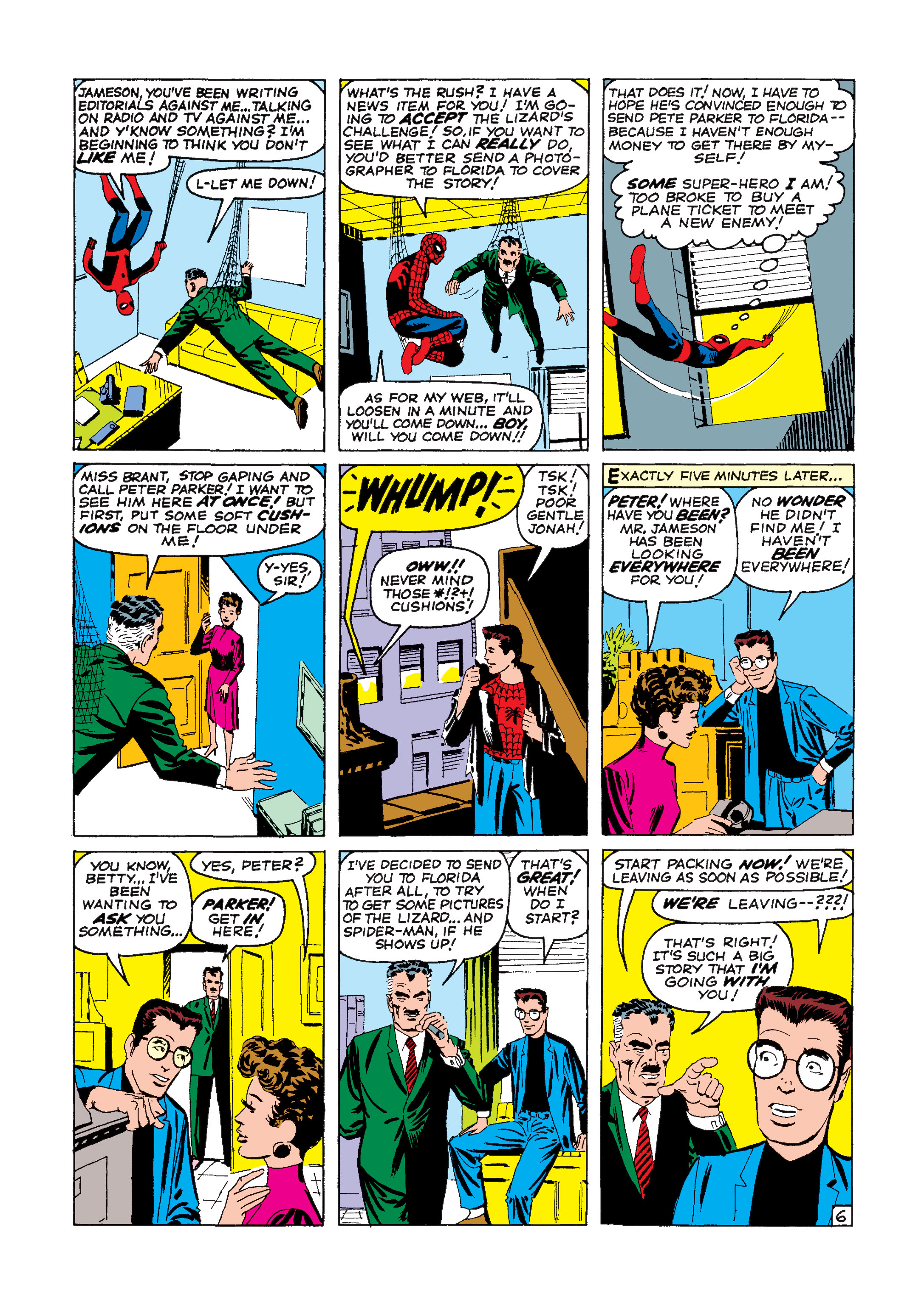 The Amazing Spider-Man (1963) 6 Page 6