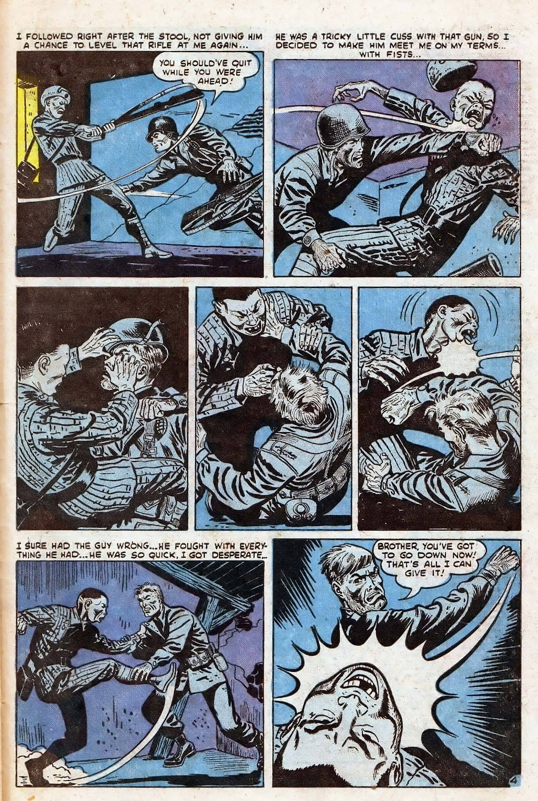 Combat (1952) issue 8 - Page 31