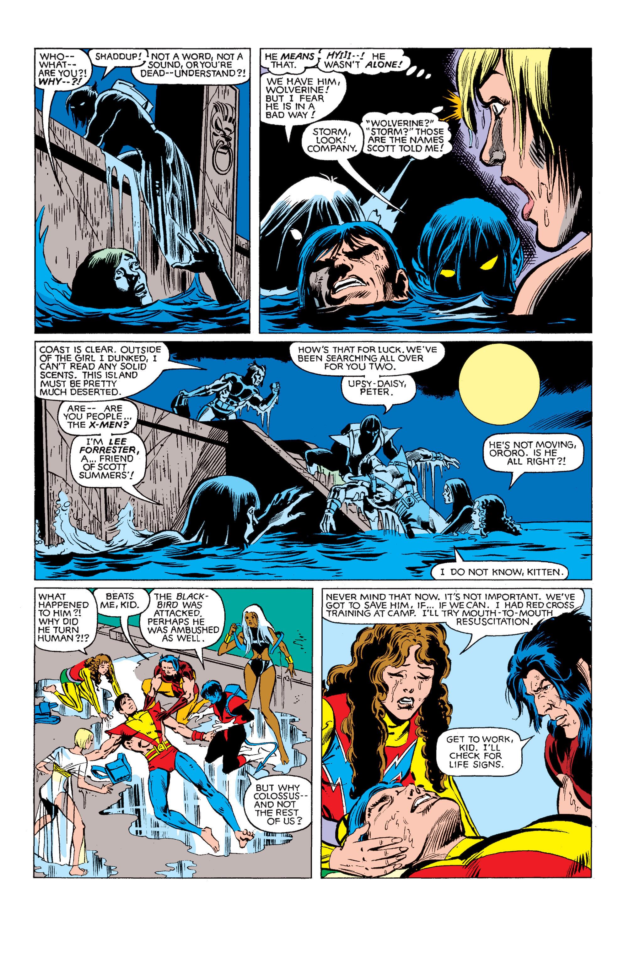 Read online Uncanny X-Men (1963) comic -  Issue #150 - 15