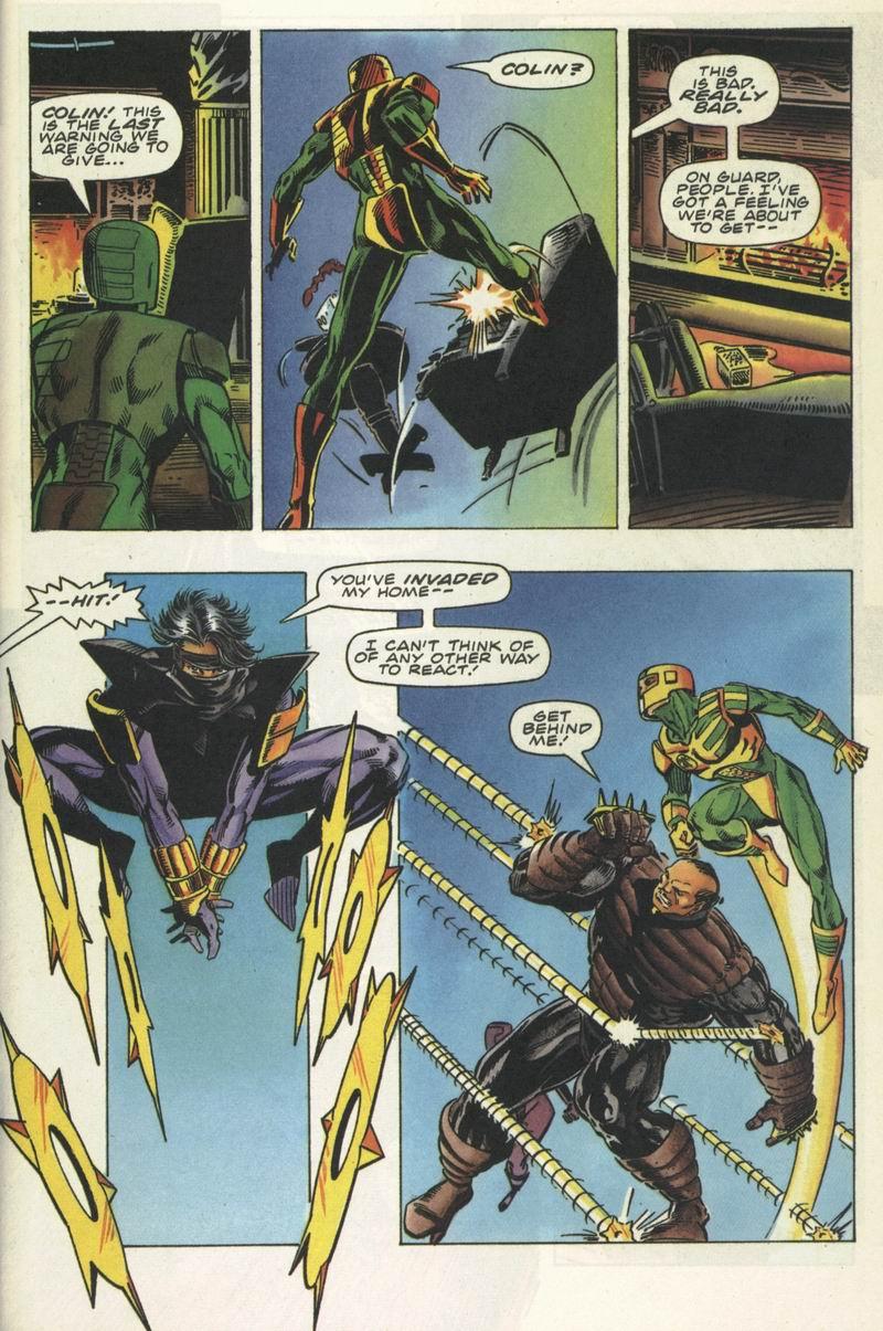 Read online Secret Weapons comic -  Issue #16 - 16