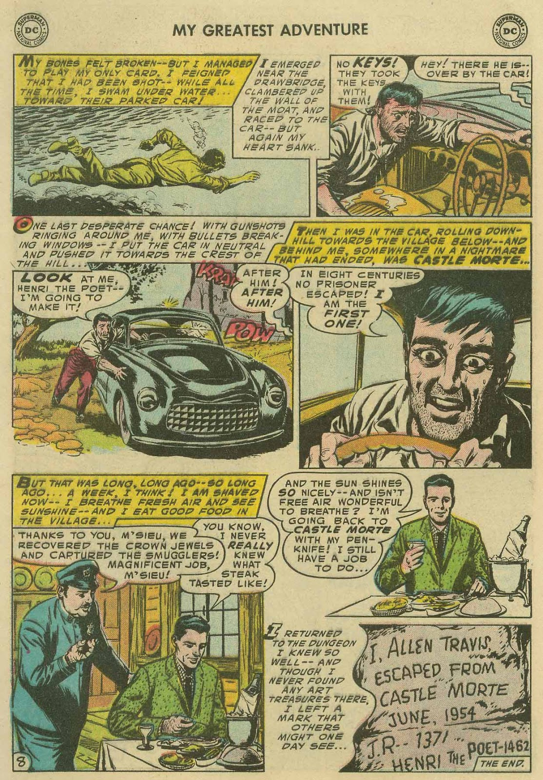 My Greatest Adventure (1955) issue 5 - Page 10