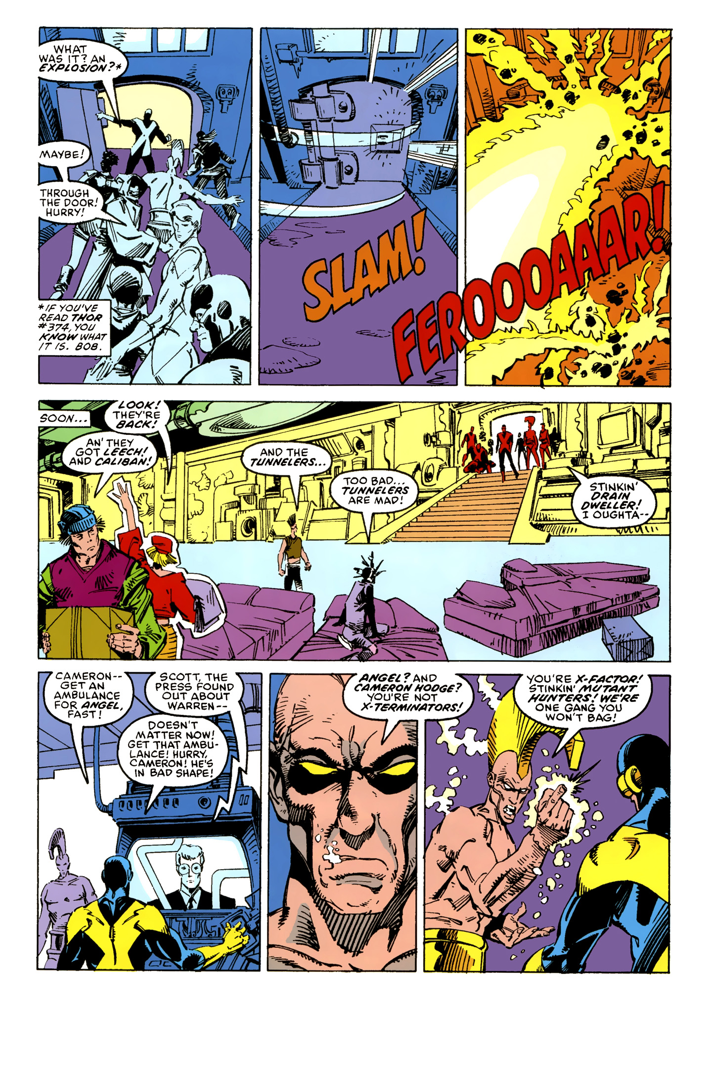 Read online X-Factor (1986) comic -  Issue #11 - 11