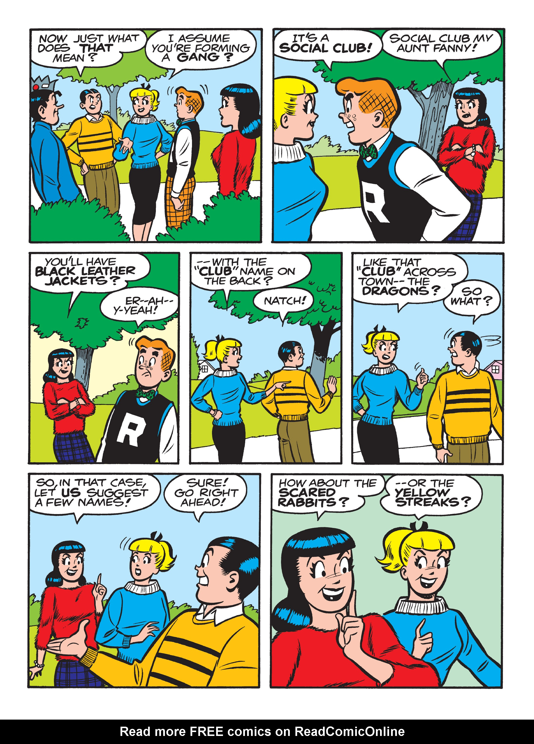 Read online Archie 75th Anniversary Digest comic -  Issue #3 - 85