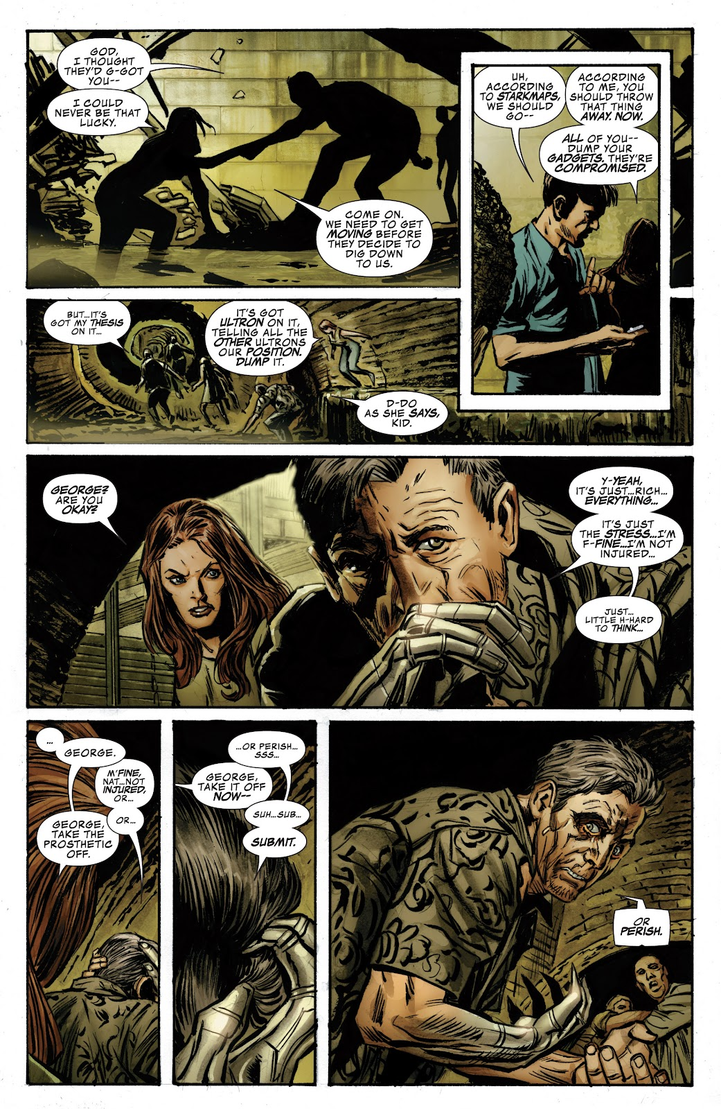 Read online Age of Ultron Companion comic -  Issue # TPB (Part 1) - 17