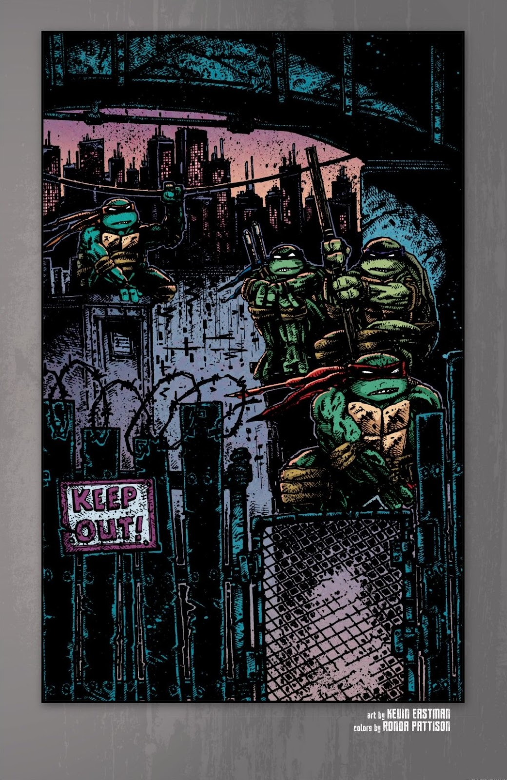 Read online Teenage Mutant Ninja Turtles: The IDW Collection comic -  Issue # TPB 6 (Part 2) - 92