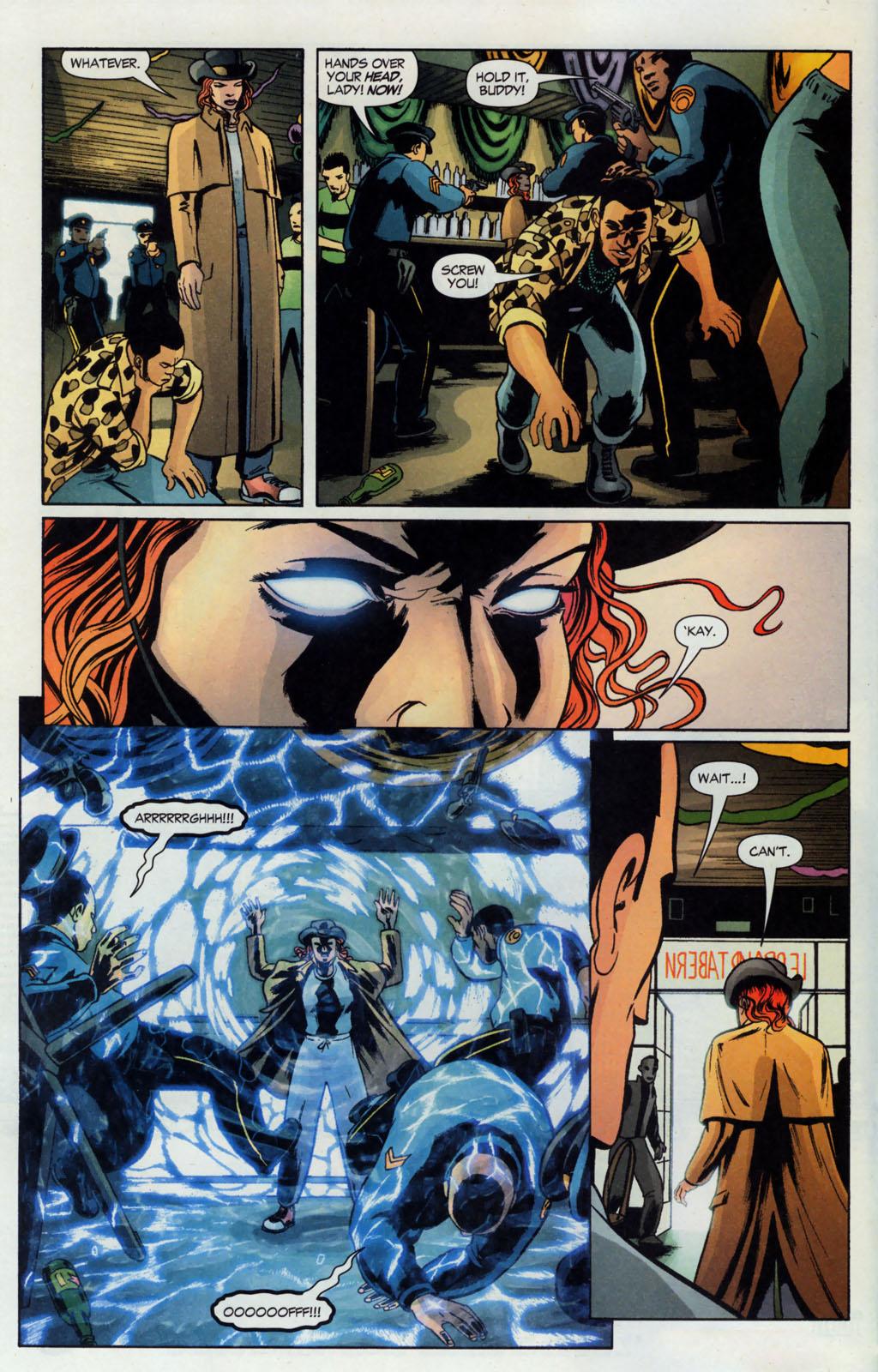 Read online Fallen Angel (2003) comic -  Issue #12 - 8