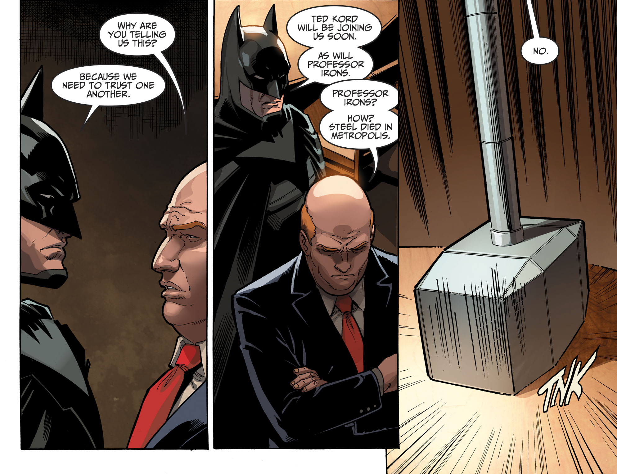 Read online Injustice 2 comic -  Issue #10 - 13