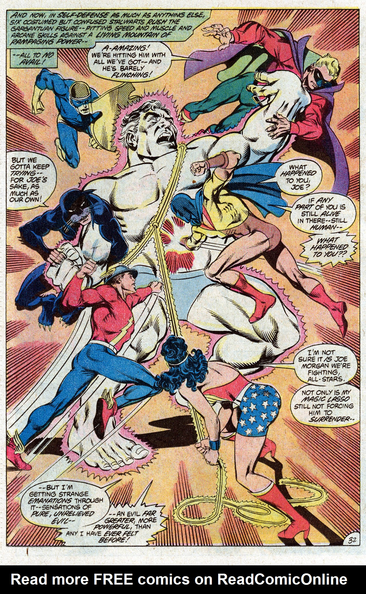 Read online All-Star Squadron comic -  Issue # _Annual 1 - 42