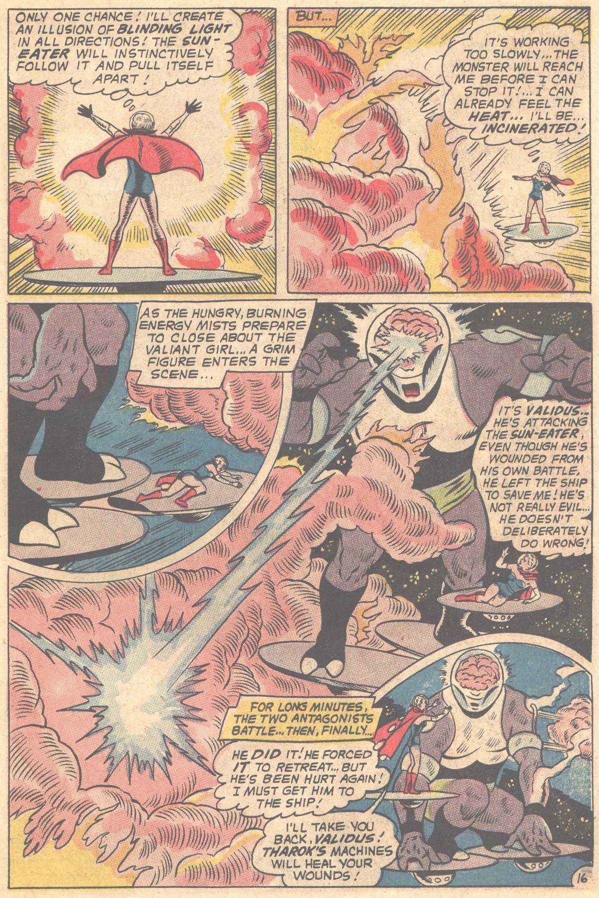 Read online Adventure Comics (1938) comic -  Issue #353 - 23