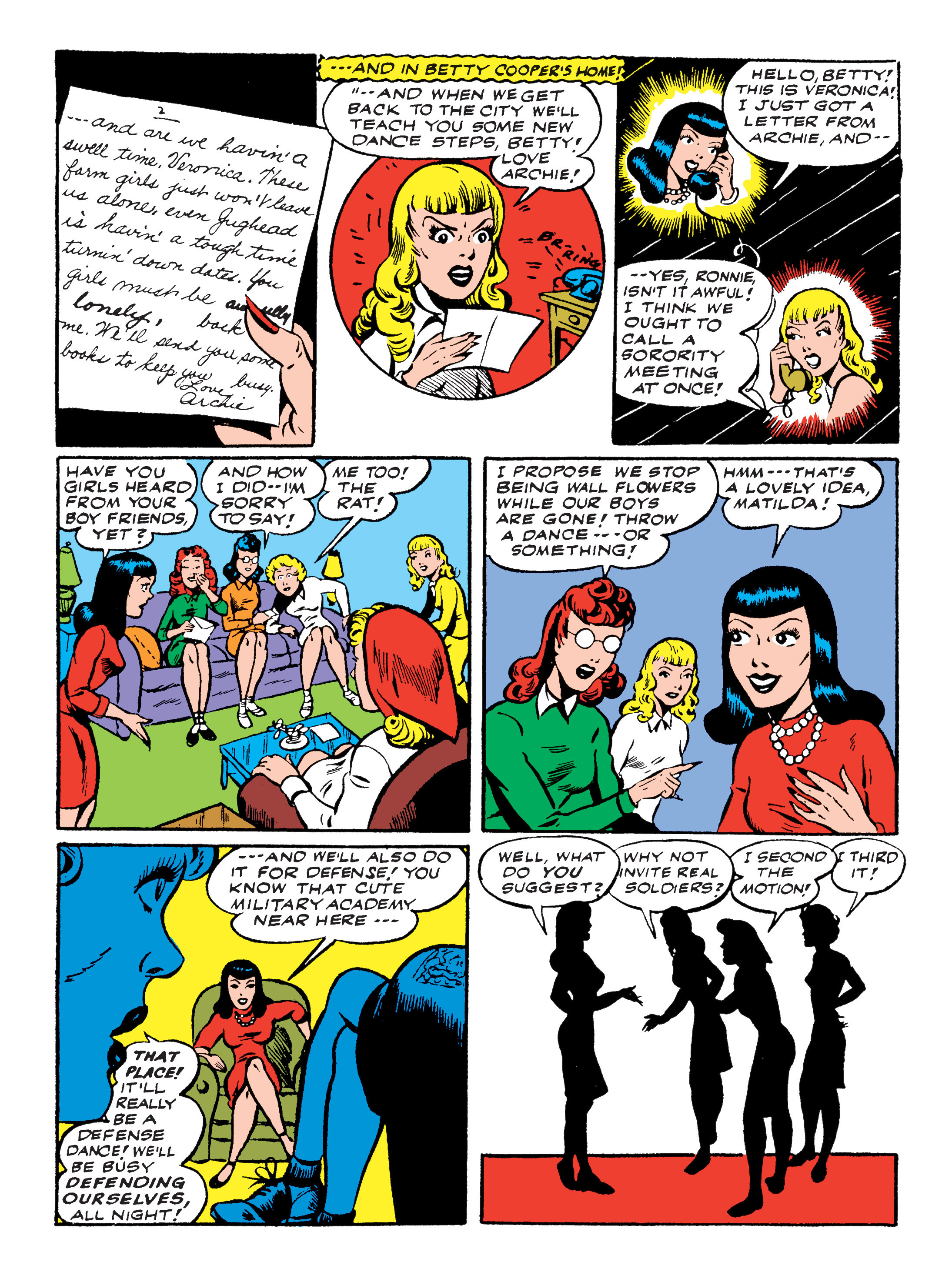 Read online Archie 75th Anniversary Digest comic -  Issue #3 - 14