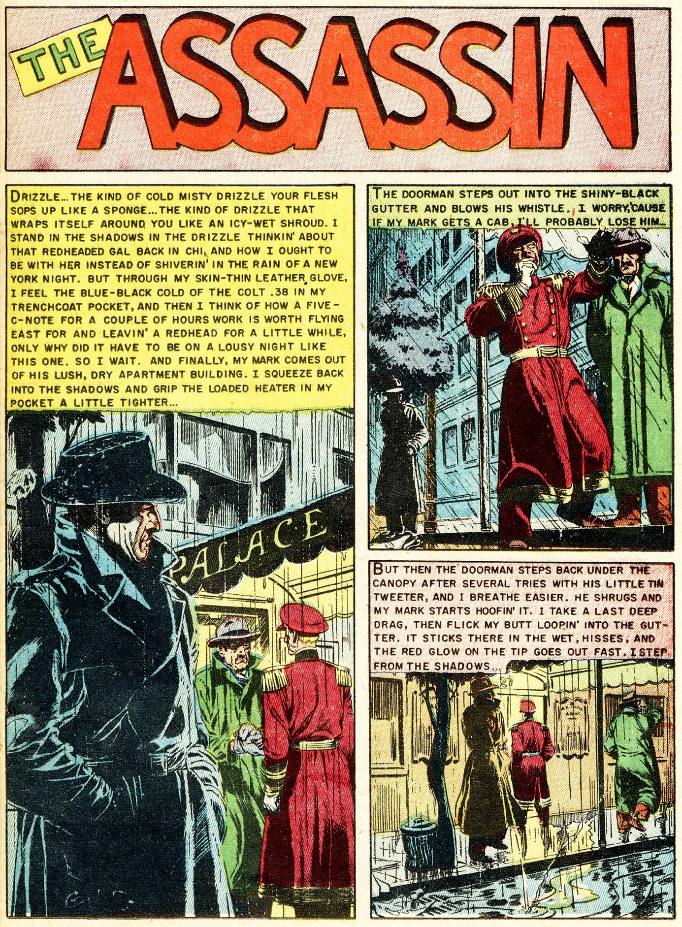 Read online Shock SuspenStories comic -  Issue #17 - 21