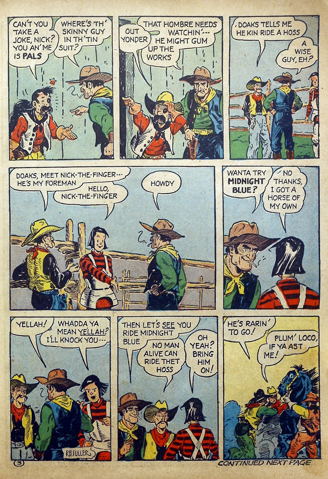 Read online Famous Funnies comic -  Issue #97 - 44