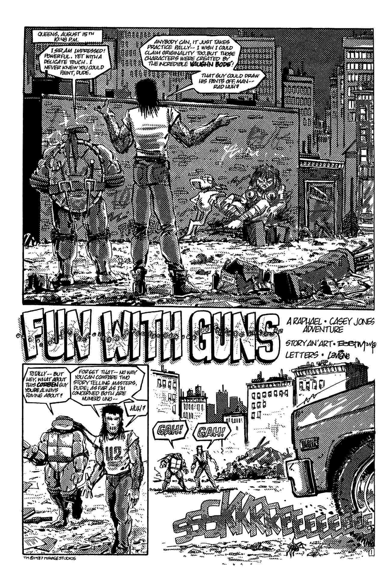 Read online Shell Shock comic -  Issue # Full - 140