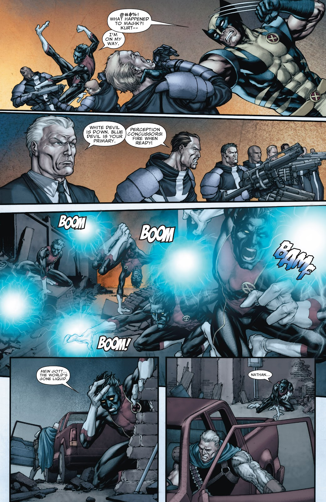 Read online X-Men: Second Coming comic -  Issue # _TPB (Part 1) - 73
