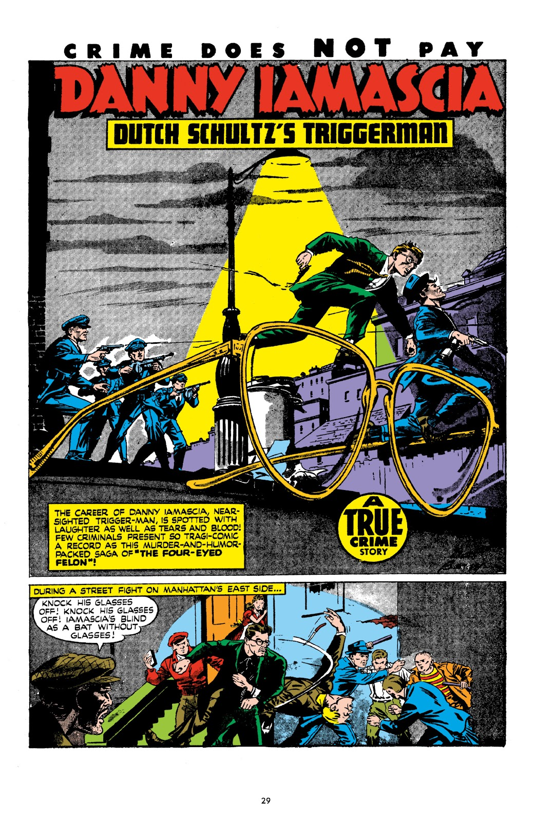 Read online Crime Does Not Pay Archives comic -  Issue # TPB 8 (Part 1) - 31