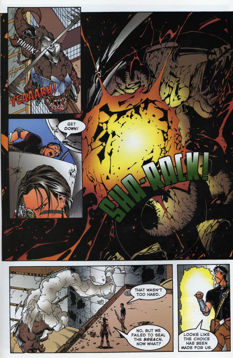 Read online Turok 3: Shadow of Oblivion comic -  Issue # Full - 19