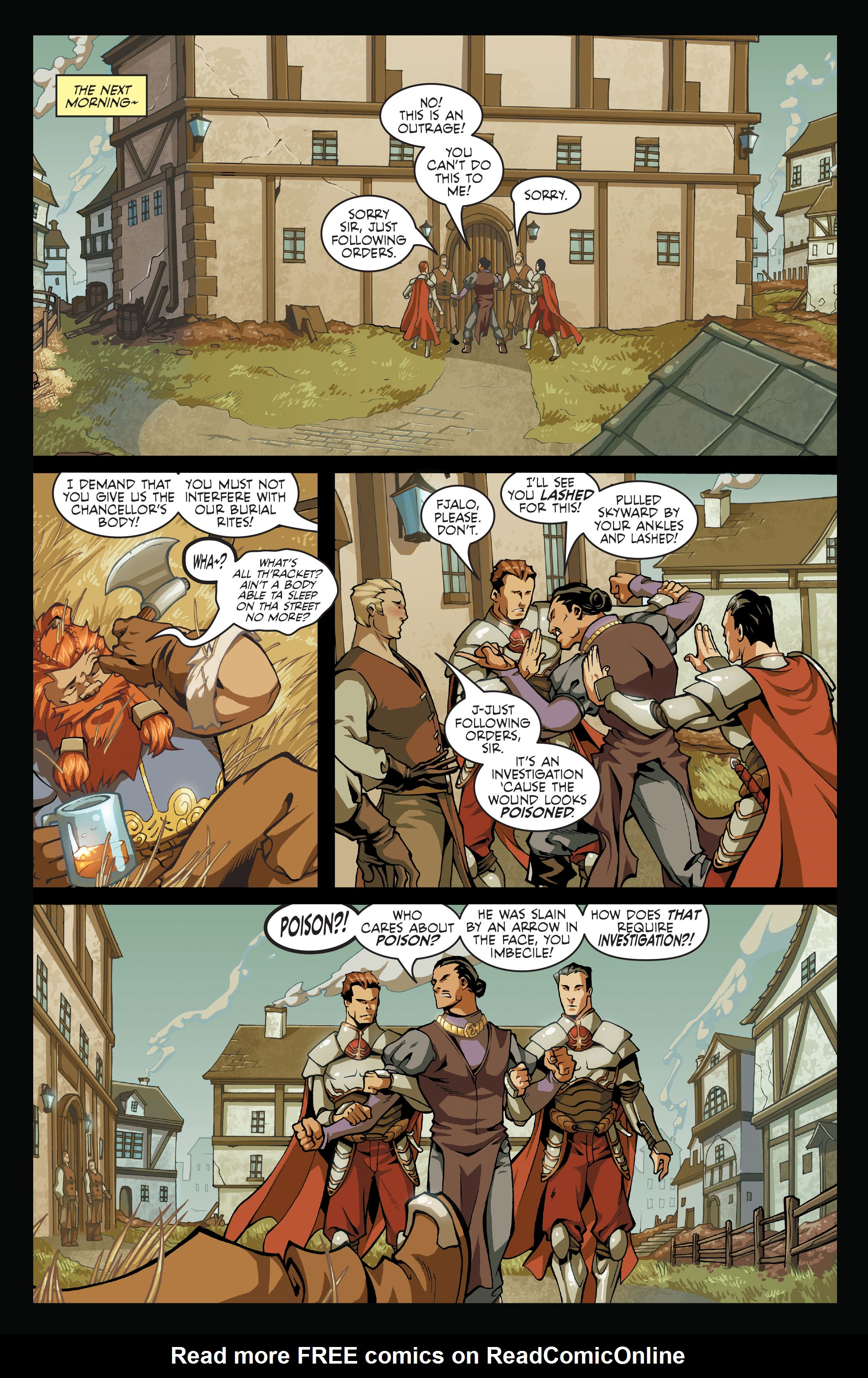 Read online Skullkickers comic -  Issue #1 - 20